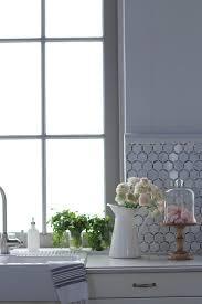 Hex Tile Backsplash Design Ideas - Hexagon tile backsplash