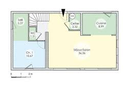 faire ses plans de cuisine plan d une maison de 120m2 12 3 chambres lzzy co comment faire ses