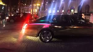gold bentley mulsanne and jaguar xf in dubai youtube