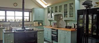 farmhouse kitchen designs with modern space saving design