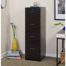 4 Drawer Wood File Cabinets For The Home by Simple Living Wilson Filing 4 Drawer Cabinet Free Shipping Today