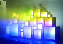 Box For Lights Home Made Dj Stage I Might Just Need This In My Room
