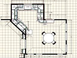 Floor Plans With Large Kitchens by Kitchen Best Cabi Plans Dimensions Painted Cabinet Layout Design