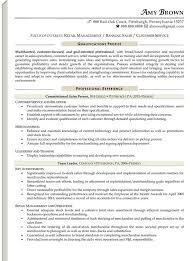 Technology Manager Resume Supervisor Resume Examples 2012 Sample Resumes 2012 Supervisor