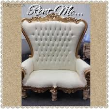 chair rentals nc throne king chair rentals