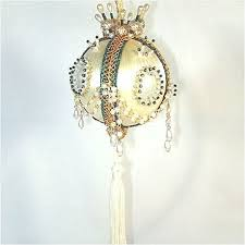 151 best beaded ornaments images on beaded ornaments