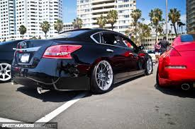 nissan altima slammed haters might six offset kings speedhunters