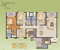 sobha forest view in kanakapura road bangalore property connect sobha forest view floor plan