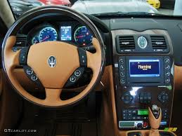maserati quattro interior 2008 maserati quattroporte sport gt s cuoio sella dashboard photo