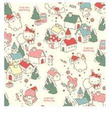 hello wrapping paper sanrio hello 2017 5pc paper gift wrapping paper ebay