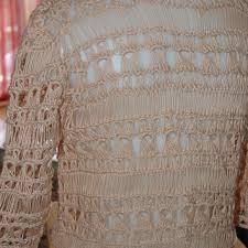 crochet broomstick lace shop broomstick lace crochet on wanelo