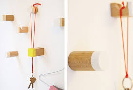 roundup 21 creative diy wall hook and coat rack projects curbly