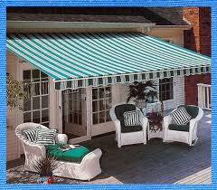 System Awnings Retractable Deck And Patio Awnings Sunshades Canopies