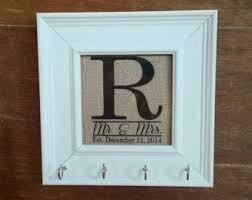 diy wedding gifts custom key holders make the inexpensive diy wedding gift