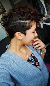 short hairstyle curly on top short curly mohawk hair it s a mess xd pinterest curly