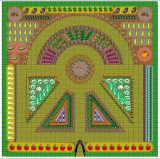 awesome vegetable garden layout planner vegetable garden layout