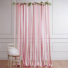 ribbon backdrop pink and wedding backdrop by just add a dress