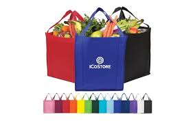 benefits of branded reusable bags