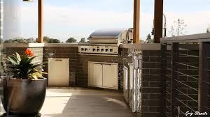 stunning modern outdoor kitchen ideas youtube