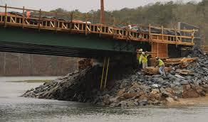 new muddy creek bridge 15 years in the making news