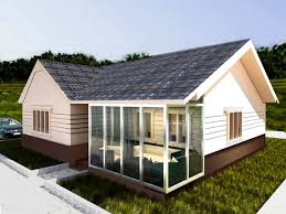 energy efficient house prefab modular contemporary markela