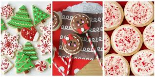 christmas gingerbread cookie decorating ideas