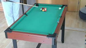 Elliptical Pool Table Billard Table Clearence On A Small Pool Table 1 Youtube