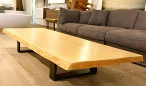 yellow wood coffee table yellow wood coffee table malibu market design