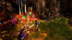dungeon siege 3 split screen dungeon siege 3 review mei s gaming