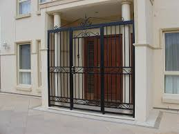 Exterior Doors Brisbane Aluminium Driveway Entrance Gates Coast Brisbane And