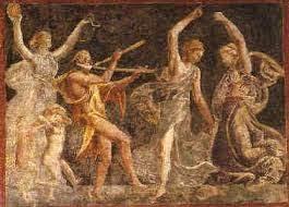 banchetti antica roma balli passione danze dell antica roma