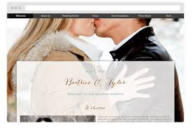 our wedding website the wedding website our top choices calluna events