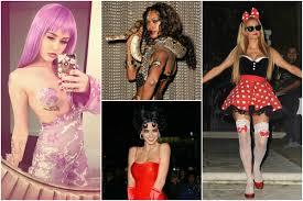 Halloween Costumes Sexiest Celebrity Halloween Costumes