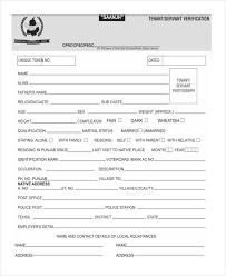 Sle Verification Letter For Tenant What Is The Advisor Invitation Verification Form Invite Family