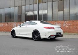 mercedes c300 amg wheels mercedes s63 amg coupe given more mods by mec design