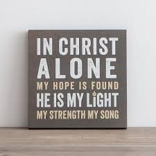 lyrics for life in christ alone wall art dayspring lyrics for life in christ alone wall art