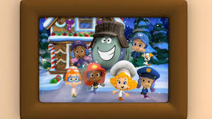 happy holidays mr grumpfish bubble guppies wiki fandom