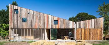 mork ulnes architects turns barn into artist studio workshop
