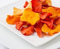 comment cuisiner le panais marmiton chips de legumes au four recette de chips de legumes au four