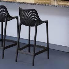 Bar Stool Patio Furniture Modern Outdoor Outdoor Bar Stool Foter