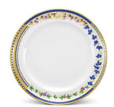 kovels antiques sle china design plates can fetch thousands at