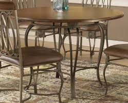 Wrought Iron Cafe Set by Fabulous Brushed Gold Color Wrought Iron Kitchen Table Set