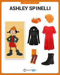 halloween ties dress like ashley spinelli costume halloween and cosplay guides