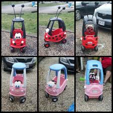 Little Tikes Easy Store Picnic Table Instructions by Diy Little Tikes Car Makeover Gypsies New Lady Bug We Used Spray