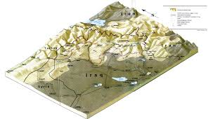 Kurdistan Map Kexit Iraq U0027s Kurds Get Ready To Vote For Independence