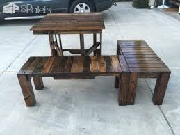 pallet balcony lounge set u2022 1001 pallets