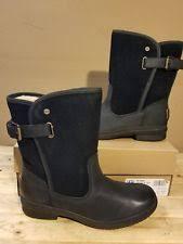 s ugg australia black grandle boots ugg australia grandle womens black boots size 11 waterproof