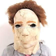 michael myers halloween 2 mask deluxe michael myers masque officiel halloween 2 adultes latex