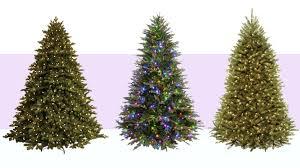 manificent decoration prelit artificial trees martha