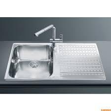 Smeg Kitchen Sink Shop Smeg Drainer Sink Lts901s 2 Xammax